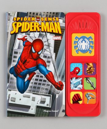 Spider-Man Spider-Sense Sound Book