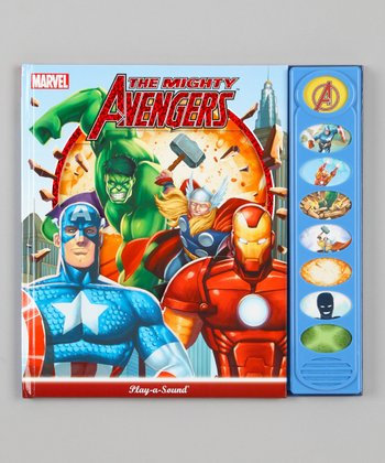 The Mighty Avengers Sound Book
