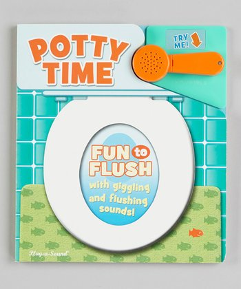 Potty Time Board Book