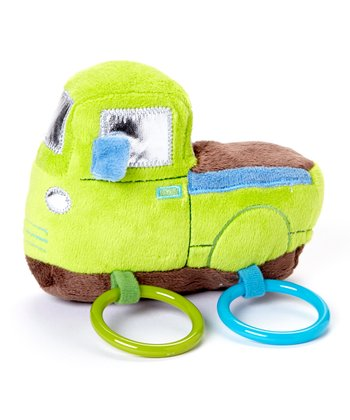 Green Truck Activity Toy