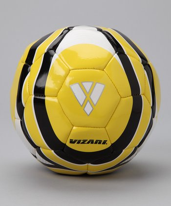 Yellow Spectra Soccer Ball
