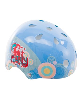 Blue iCarly Hardshell Helmet - Kids