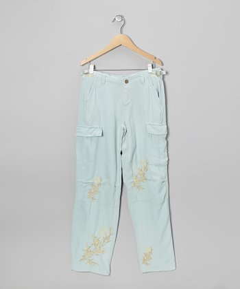 Sea Silk Cargo Pants