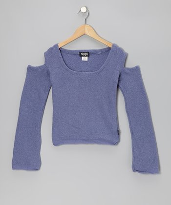 Lavender Silktex Sweater - Women