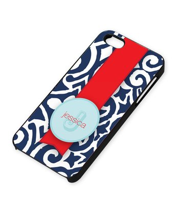 Gorgeous Blue Personalized Case for iPhone 5