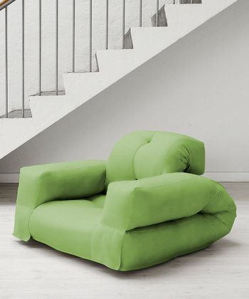 Lime Green Rhino Mini Chair