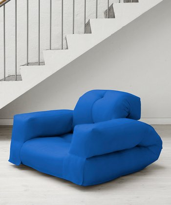 Blueberry Rhino Mini Chair