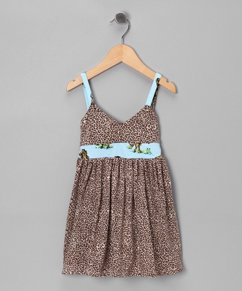 Rodeo Baby Ho-Down Dress - Infant, Toddler & Girls
