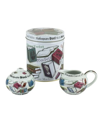 Novel-Tea Accessory Set