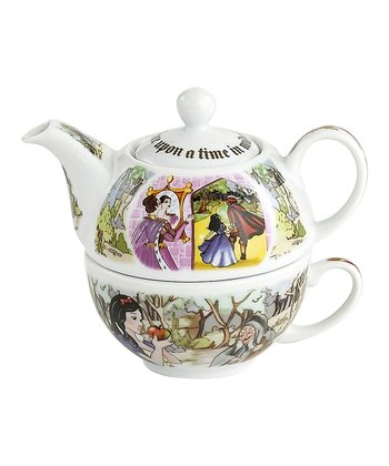 Snow White Tea-for-One Set