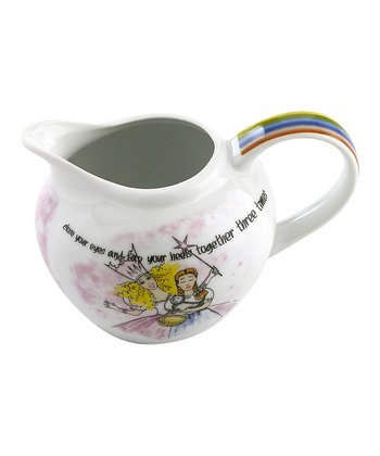 Wizard of Oz Cream Pitcher