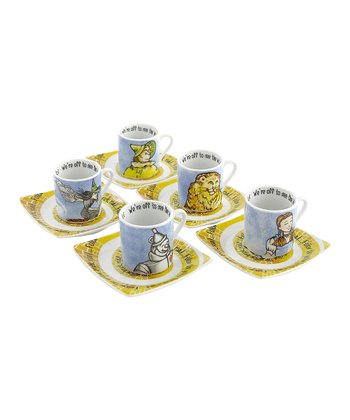 Wizard of Oz Tea Party Set