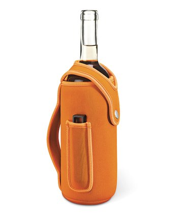 ZEVRO Orange Wine Glove