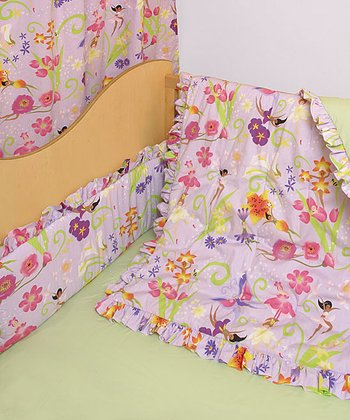 Magic Garden Crib Bedding Set
