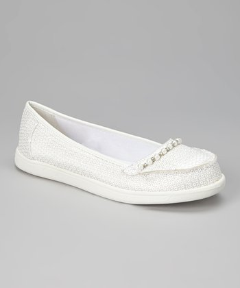 White Delight Flat - Women