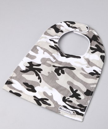 Urban Camo Big Bib