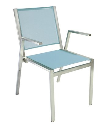 Turquoise Element Dining Chair