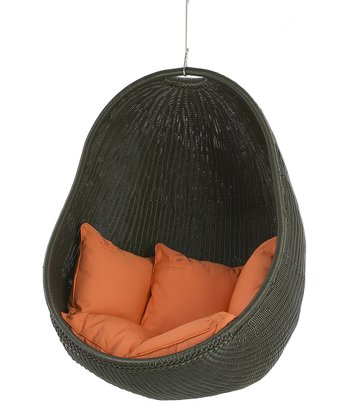 Chocolate & Tangerine Urban Balance Cove Chair