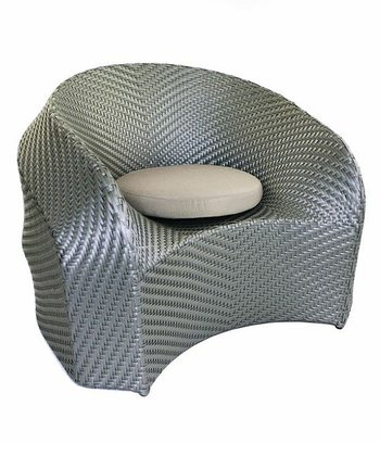 Canvas Sprawl Lounge Chair