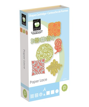 Paper Lace Cartridge