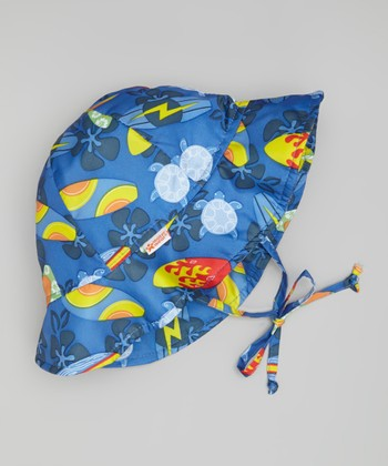 Royal Surfboard Bucket Hat