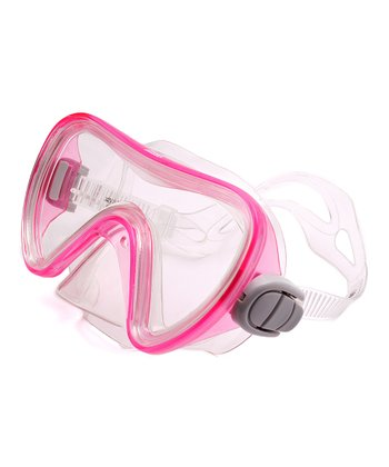 Pink Nemo Swim Mask