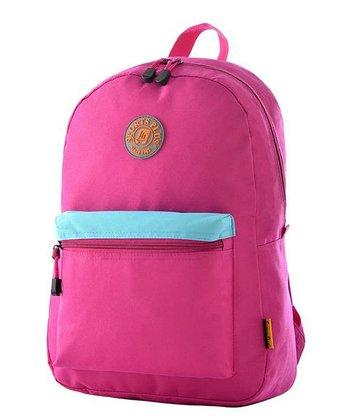 Purple Princeton Sports Plus Premium Backpack
