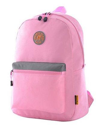 Pink Princeton Sports Plus Premium Backpack