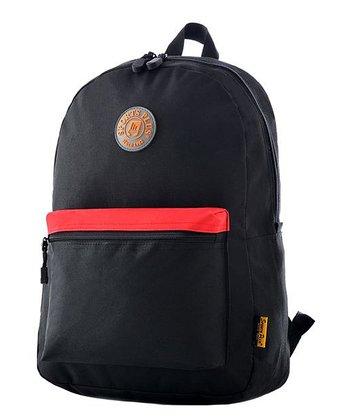 Black Princeton Sports Plus Premium Backpack