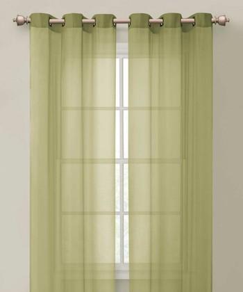 Sage Carlson Curtain Panel