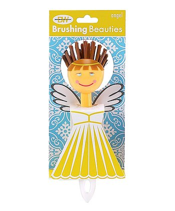 Boston Warehouse Angel Brushing Beauty Scrub Brush