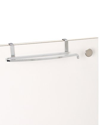 Chrome Cabinet Door Towel Bar