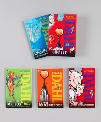 Roald Dahl Magical Boxed Paperback Set