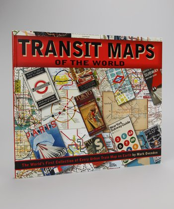Transit Maps of the World Paperback