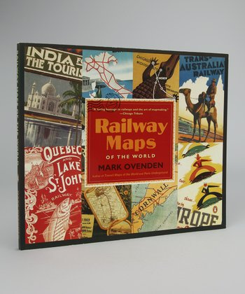 Railway Maps of the World Paperback
