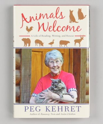 Animals Welcome Hardcover