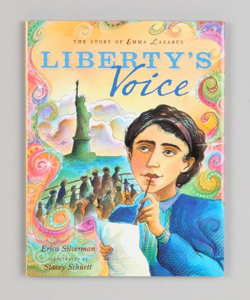 Liberty's Voice: The Emma Lazarus Story Hardcover