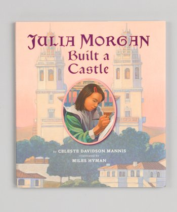 Julia Morgan Built a Castle Hardcover