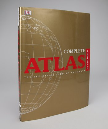 Complete Atlas of the World: Second Edition Hardcover