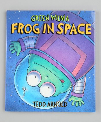 Green Wilma, Frog in Space Hardcover