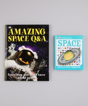 Space Facts Hardcover Set