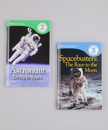Space Astronaut Hardcovers