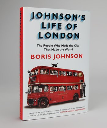 Johnson's Life of London Hardcover