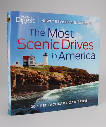 The Most Scenic Drives in America Hardcover