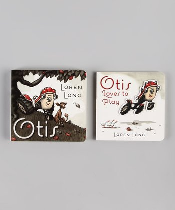 Otis & Otis Loves to Play Board Books