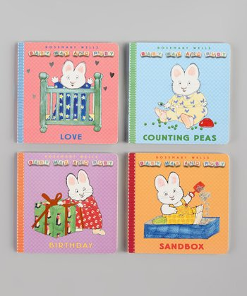 Max & Ruby Birthday Board Books