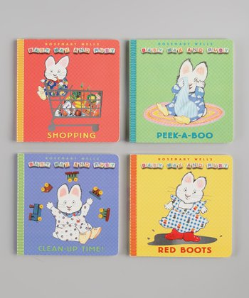 Max & Ruby Peekaboo Board Books