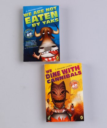 My Accidental Adventures Paperback Set
