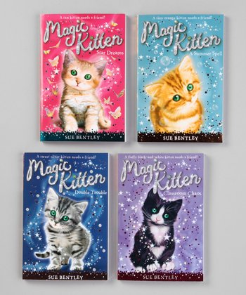 Magic Kitten Paperback Set