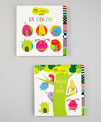 Non-Sters: In Color & Non-Sters: Peek a Boo Board Books